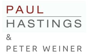 & PETER WEINER