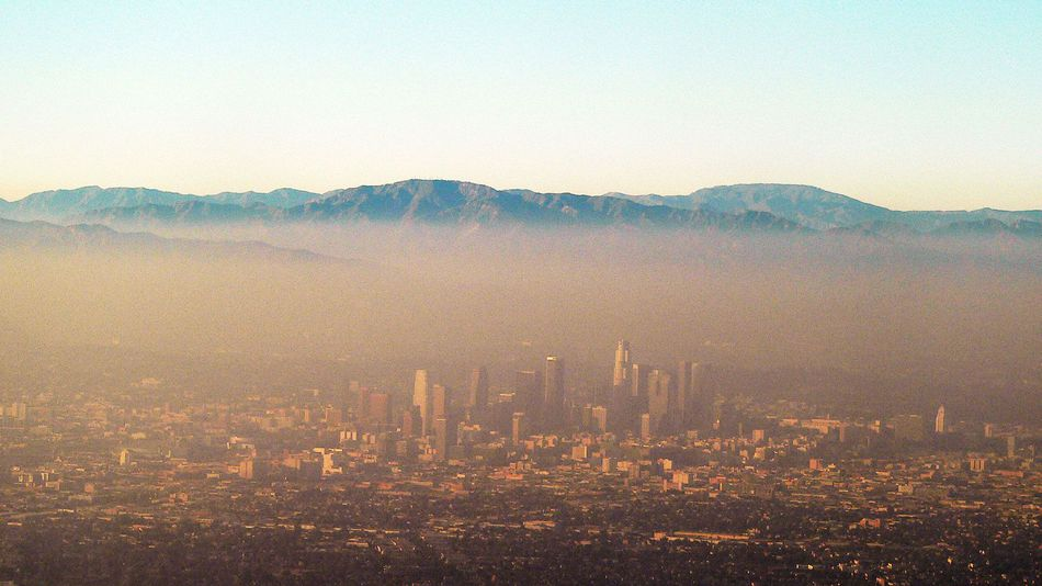 How Scary Is La S Smog Ccair