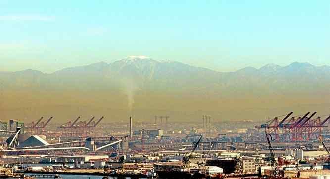 Smog over POLA&POLB_DailyNewsfile