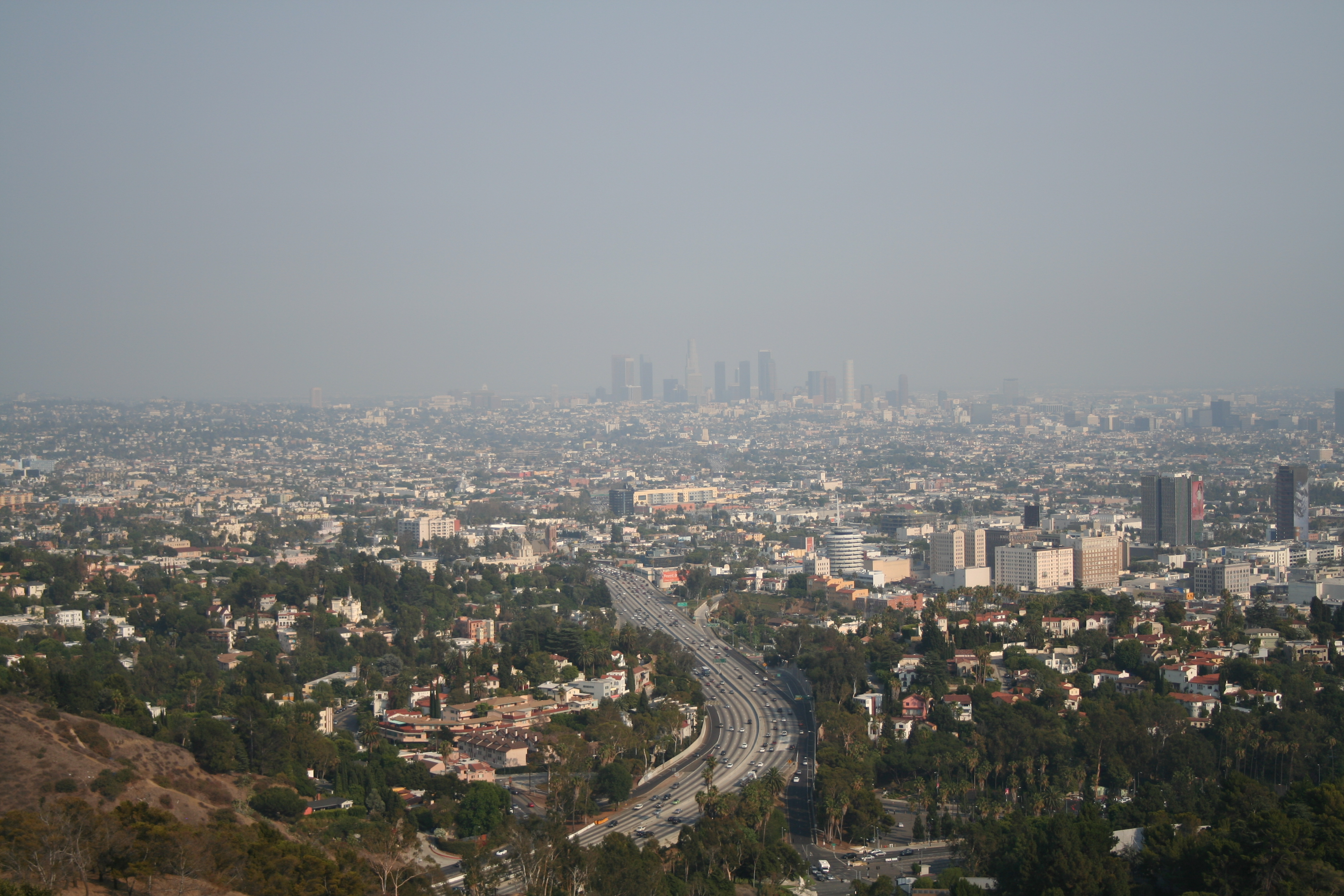 The Los Angeles Summer of Smog - Coalition for Clean Air
