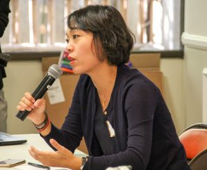 Dr. Mijin Cha of Occidental University discusses her Just Transition Research