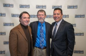 CARB board members John Gioia and Dr. John Balmes with CCA Presdent Joe Lyou.