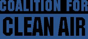 Coalition for Clean Air Logo - Dark Blue