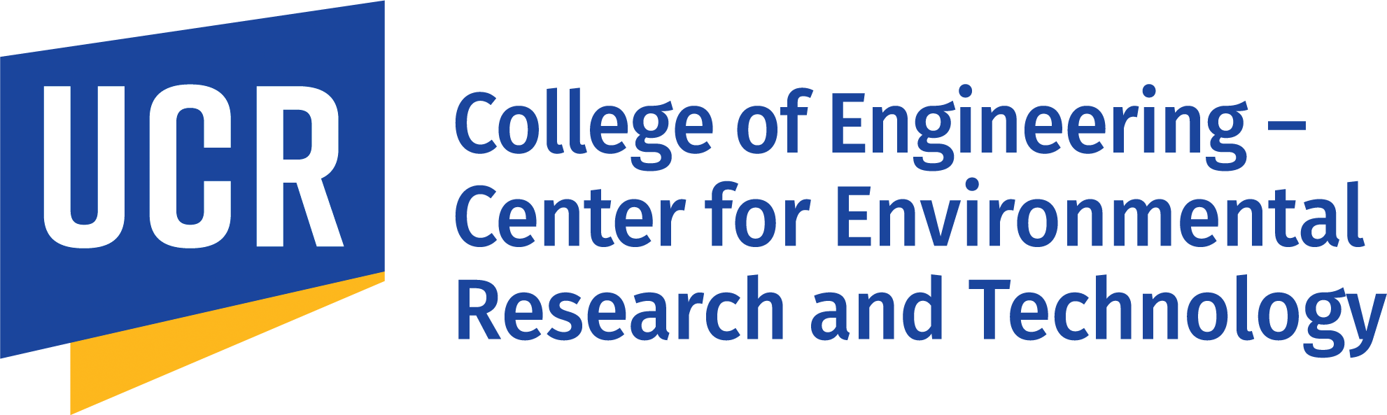 UCR College of Engineering - Center for Environmental Research and Technology